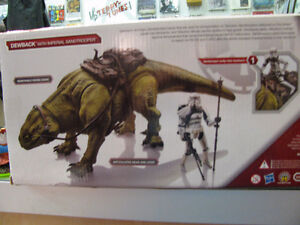 Star Wars Dewback with Sandtrooper Strathcona County Edmonton Area image 2