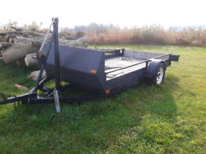 Utility Trailer/Scrap Metal or Project