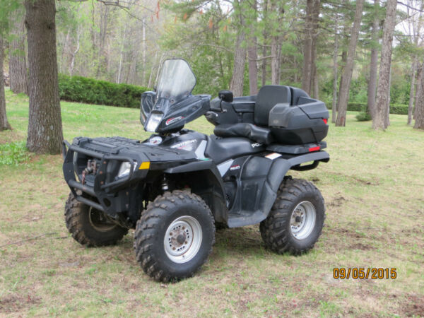 Used 2007 Polaris Sportman HO 500