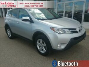 2013 Toyota RAV4 XLE  - Certified - Sunroof -  Bluetooth - $128.