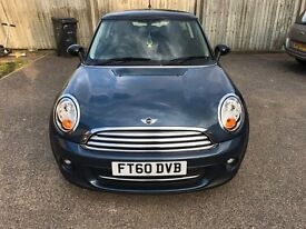 Mini Cooper 2010, 1Owner, F/S/H, 47,000, Immaculate In&Out, 12M MOT