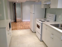 Bright Basement Apartment for rent in Markham Village