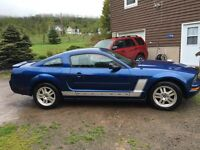 2007 mustang open to offers