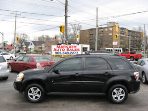 **2006 Chevrolet Equinox** Certified & E-tested