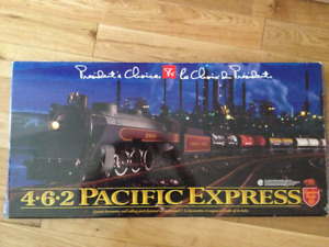 462 Pacific Express PC - LIMITED COLLECTORS EDITION - Used Once