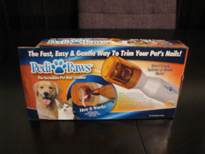 Pedipaws Pet Nail Trimmer for use with Dogs or Cats