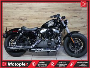 2018 Harley-Davidson SPORTSTER XL 1200X FORTY EIGHT 47$/SEMAINE