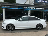 Audi A6 Saloon 2.0TDI ultra ( 190ps ) ( s/s ) S Tronic 2016MY Black Edition
