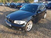 BMW 118 2.0TD SE TO CLEAR PLEASE PHONE 07817 918602