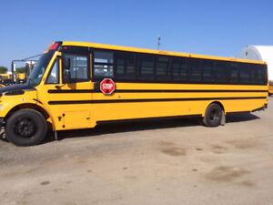 2012 THOMAS 70 PASSENGER SCHOOL BUS