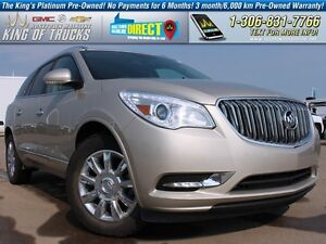2013 Buick Enclave Leather One Onwer | AWD | PST Paid