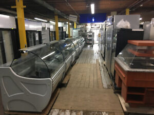 Auction - Restaurant Equipment Dealership Closing Sale New/Used
