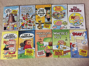 Family Circus & Archie Books