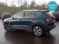 2017 SEAT ATECA 1.4 EcoTSI SE Technology 5dr SUV 5 Seats