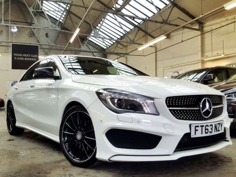 2014 mercedes benz cla class 2 1 cla200 cdi amg sport 7g dct 4dr in basford nottinghamshire. Black Bedroom Furniture Sets. Home Design Ideas