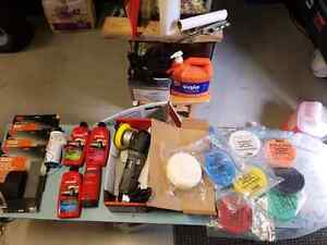 Auto body/ boat / seadoo polisher with all extras