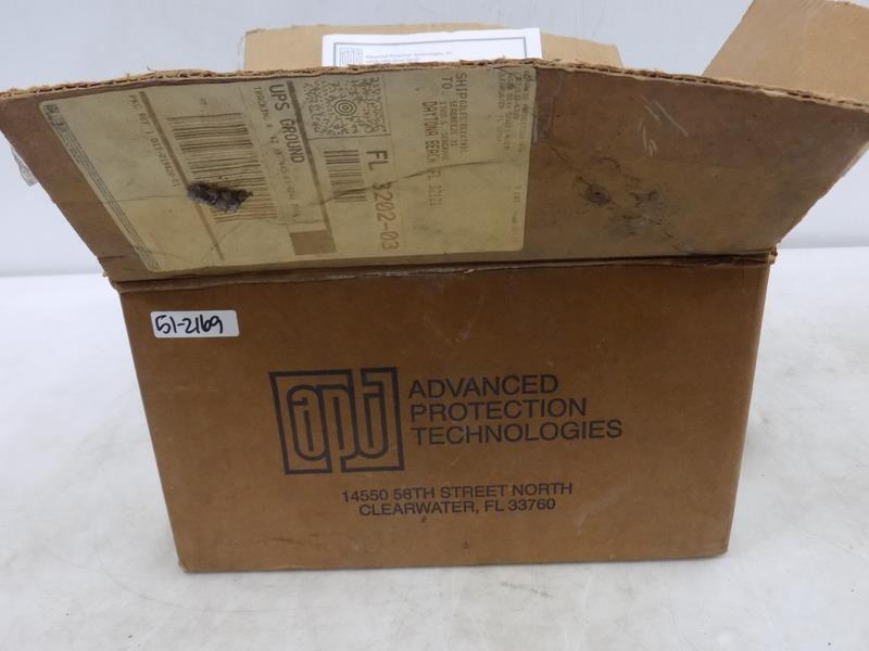 ADVANCED PROTECTION TECHNOLOGIESTRANSIENT ELIMINATOR TE/4XP