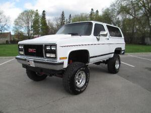 1990 GMC K5 JIMMY