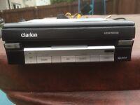 Clarion vxr479rusb dvd