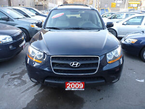 2009 Hyundai Santa Fe GL  SUV, Crossover