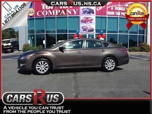 2013 Nissan Altima One Owner Bluetooth