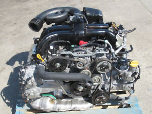 1.6L Engine FB16 Subaru Forester XV and Crosstrek Replaces 2.5L