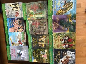 Books - Children's Magic Tree House Books