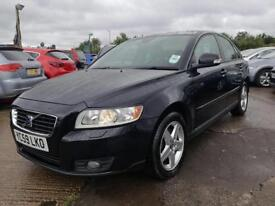 2009 VOLVO S40 2.0D - FULL SERVICE HISTORY - DIESEL - LOW MILEAGE