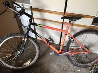BRC limelight mountain bike - large