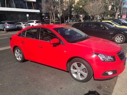 12 months rego + low kms!!!! 2009 Holden Cruze Sedan