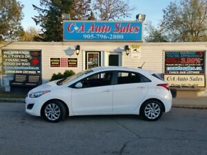 2013 Hyundai Elantra GT No accidents fully ready for the road !