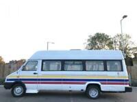 1999 Iveco Daily 2.8 DIESEL LONG WHEEL BASE MINIBUS TWIN WHEELS Minibus Diesel M