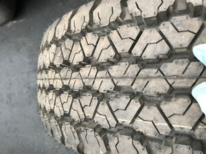 One 245 75r16 GoodYear Wrangler RT/S tire(never used) $60