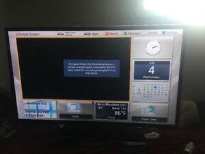 HDTV PANASONIC 60'