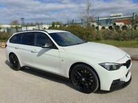 2017 BMW 3 Series 335d xDrive M Sport Shadow Edition 5dr Step Auto M PERFORMANCE