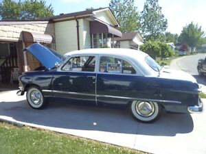 Clasic 1950 Ford