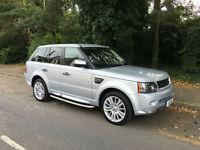 2009 Land Rover Range Rover Sport HSE 3.0TD V6 (New Shape / Genuine Low Mileage)