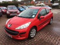 2008 PEUGEOT 207 1.4 HDi S 3dr