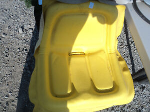 Replacement seat for John Deere tractor