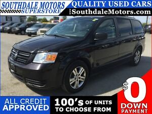 2010 DODGE GRAND CARAVAN SE * POWER GROUP * STOW N GO