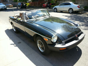 1980 MGB for Sale