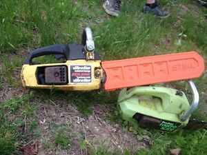 3 chain saws for sale- make me an offer