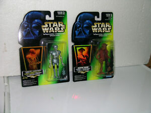 Star Wars Power of the Force Green Card figures Kitchener / Waterloo Kitchener Area image 6