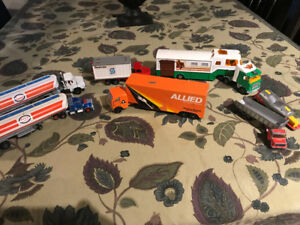 Vintage die cast vehicles all for $30