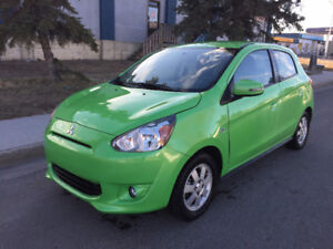 2015 Mitsubishi Mirage ( low Km ) Finance Available  BOXING DAY
