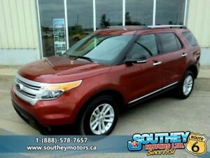 2014 Ford Explorer XLT  - Bluetooth -  SYNC - $168.74 B/W
