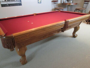 Brunswick Pool Table Package