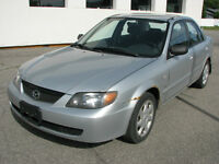 2003 Mazda Protege Berline AIR CLIMATISER