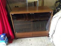 FREE stereo cabinet