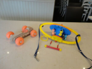 Kohner Bros.Vintage 1960's Busy Gym Baby Toy Mobile -Great Shape Kitchener / Waterloo Kitchener Area image 6